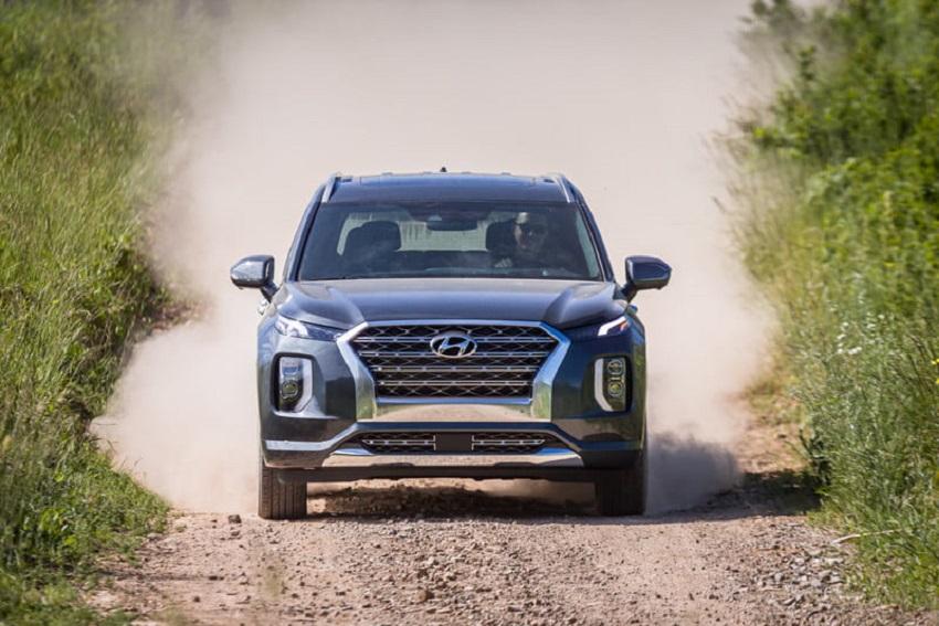 Trải nghiệm phiên bản Hyundai Palisade 2020 - 6