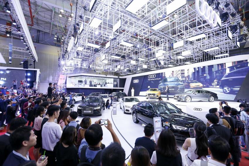 14 thương hiệu ô tô sẽ có mặt tại triển lãm Vietnam Motor Show 2019 từ ngày 23 đến 27-10 - 1