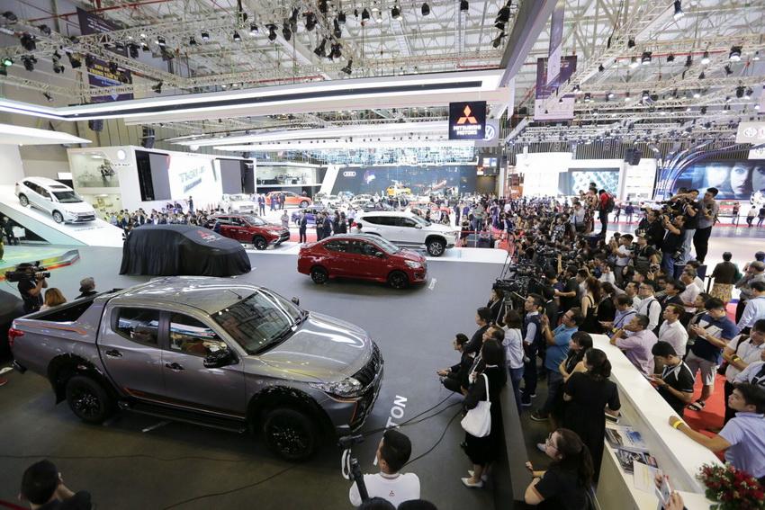 14 thương hiệu ô tô sẽ có mặt tại triển lãm Vietnam Motor Show 2019 từ ngày 23 đến 27-10 - 7