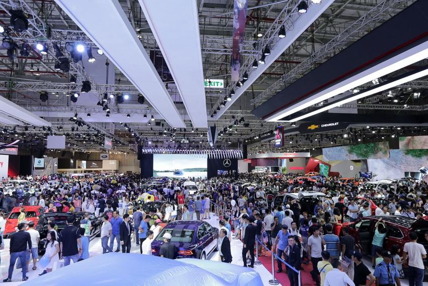 14 thương hiệu ô tô sẽ có mặt tại triển lãm Vietnam Motor Show 2019 từ ngày 23 đến 27-10 - 6