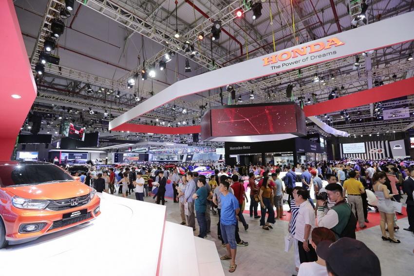 14 thương hiệu ô tô sẽ có mặt tại triển lãm Vietnam Motor Show 2019 từ ngày 23 đến 27-10 - 5