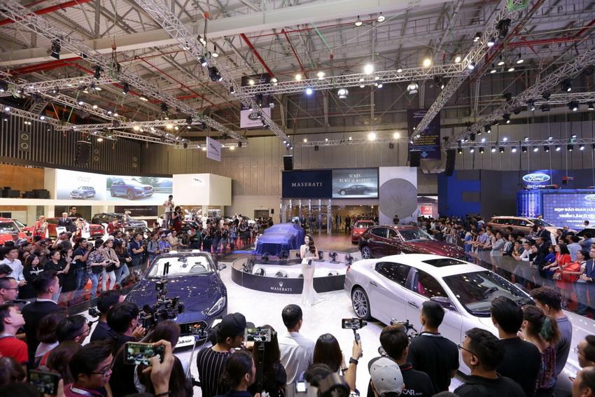 14 thương hiệu ô tô sẽ có mặt tại triển lãm Vietnam Motor Show 2019 từ ngày 23 đến 27-10 - 8
