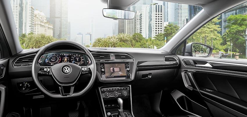 Volkswagen giới thiệu SUV 7 chỗ Tiguan Allspace phiên bản Luxury tại Việt Nam - 17