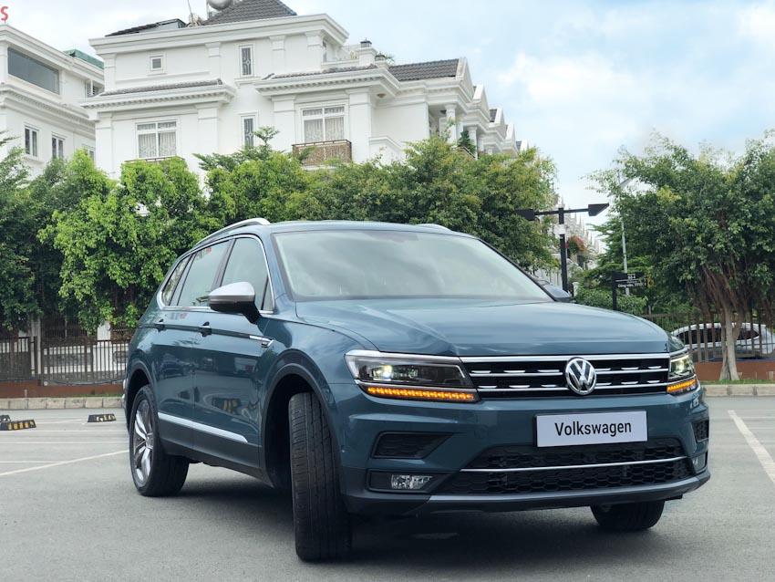 Volkswagen giới thiệu SUV 7 chỗ Tiguan Allspace phiên bản Luxury tại Việt Nam - 1