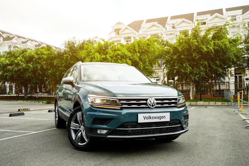 Volkswagen giới thiệu SUV 7 chỗ Tiguan Allspace phiên bản Luxury tại Việt Nam - 20