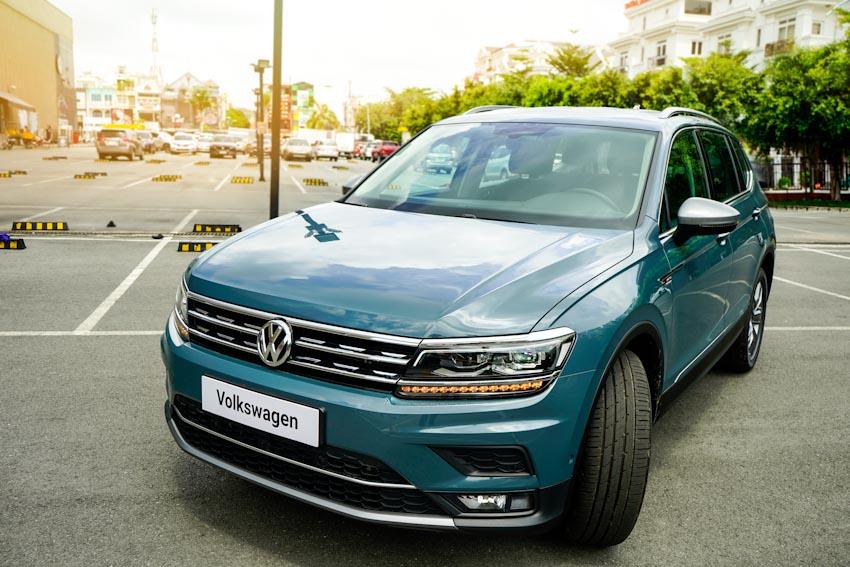Volkswagen giới thiệu SUV 7 chỗ Tiguan Allspace phiên bản Luxury tại Việt Nam - 18