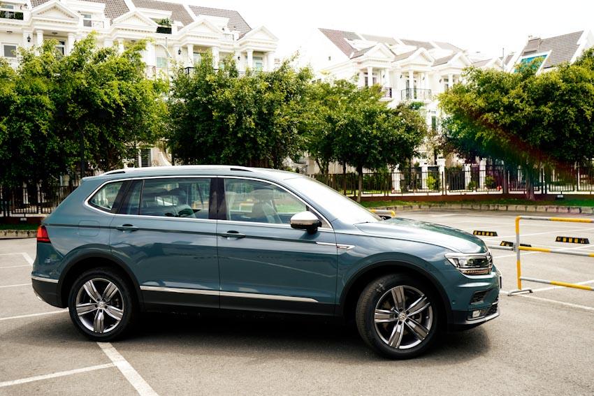 Volkswagen giới thiệu SUV 7 chỗ Tiguan Allspace phiên bản Luxury tại Việt Nam - 19