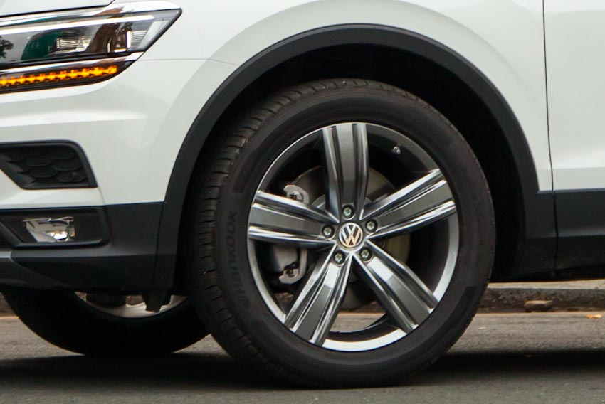 Volkswagen giới thiệu SUV 7 chỗ Tiguan Allspace phiên bản Luxury tại Việt Nam - 12