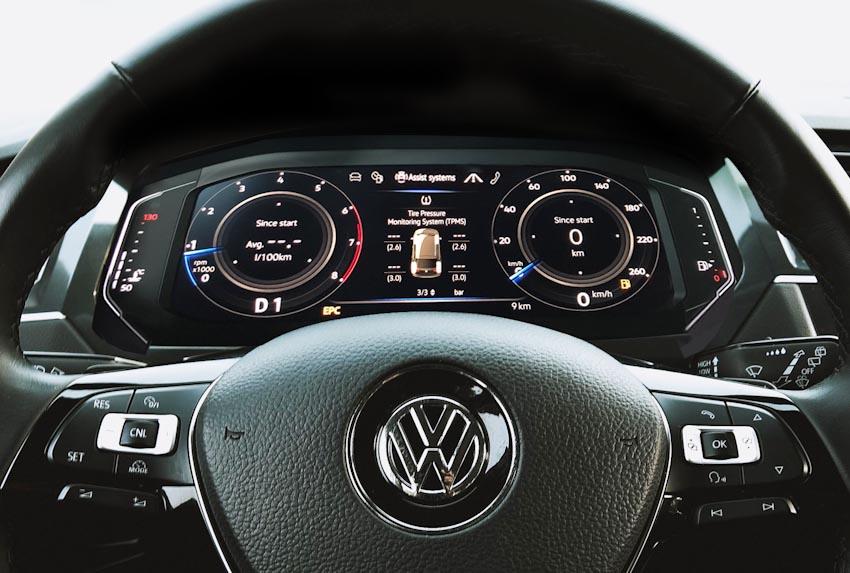 Volkswagen giới thiệu SUV 7 chỗ Tiguan Allspace phiên bản Luxury tại Việt Nam - 15