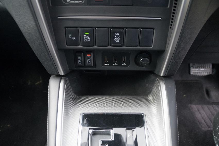 Trải nghiệm dòng xe bán tải Triton 2019 của Mitsubishi - 26