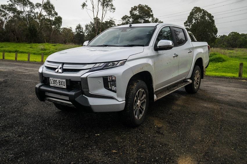 Trải nghiệm dòng xe bán tải Triton 2019 của Mitsubishi - 3
