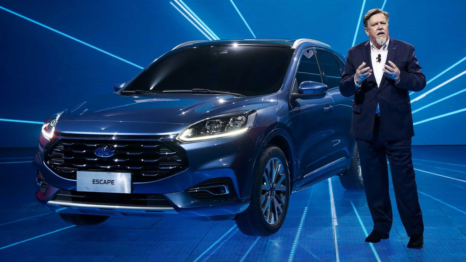 Ford Escape 2020 phiên bản mới hoàn toàn có trở lại Việt Nam? - 0