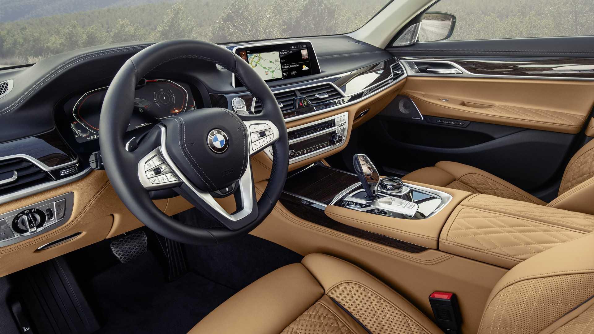 BMW 7 Series thế hệ mới sẽ có thêm bản chạy điện hoàn toàn - 0