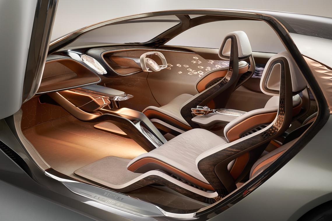 Mẫu xe ý tưởng Bentley EXP 100 GT, xe tự lái tương lai kỷ niệm 100 năm di sản Bentley - 1