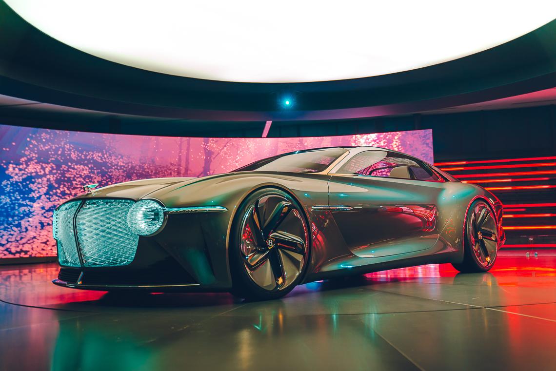 Mẫu xe ý tưởng Bentley EXP 100 GT, xe tự lái tương lai kỷ niệm 100 năm di sản Bentley - 10