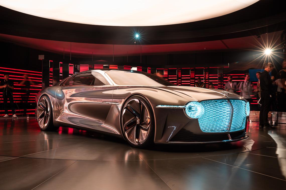 Mẫu xe ý tưởng Bentley EXP 100 GT, xe tự lái tương lai kỷ niệm 100 năm di sản Bentley - 14