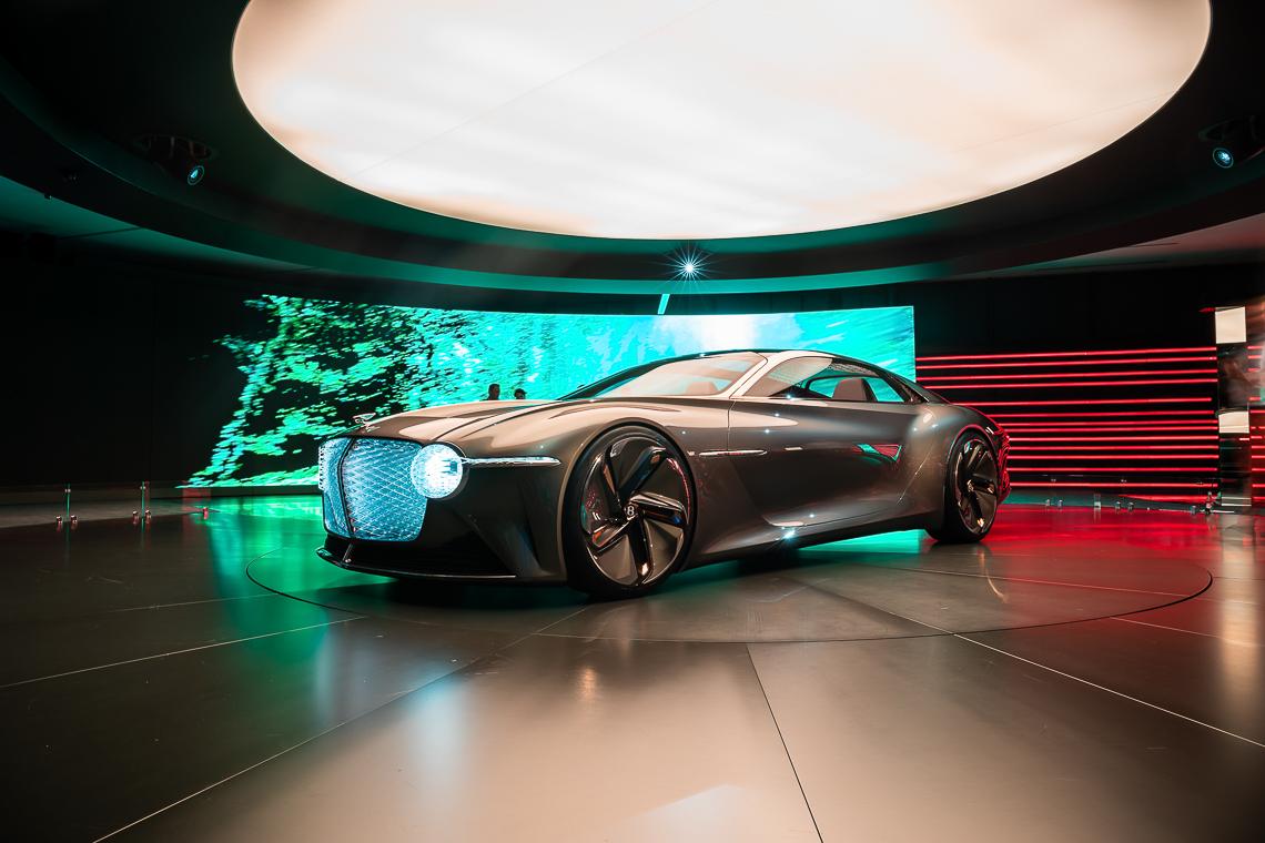 Mẫu xe ý tưởng Bentley EXP 100 GT, xe tự lái tương lai kỷ niệm 100 năm di sản Bentley - 15