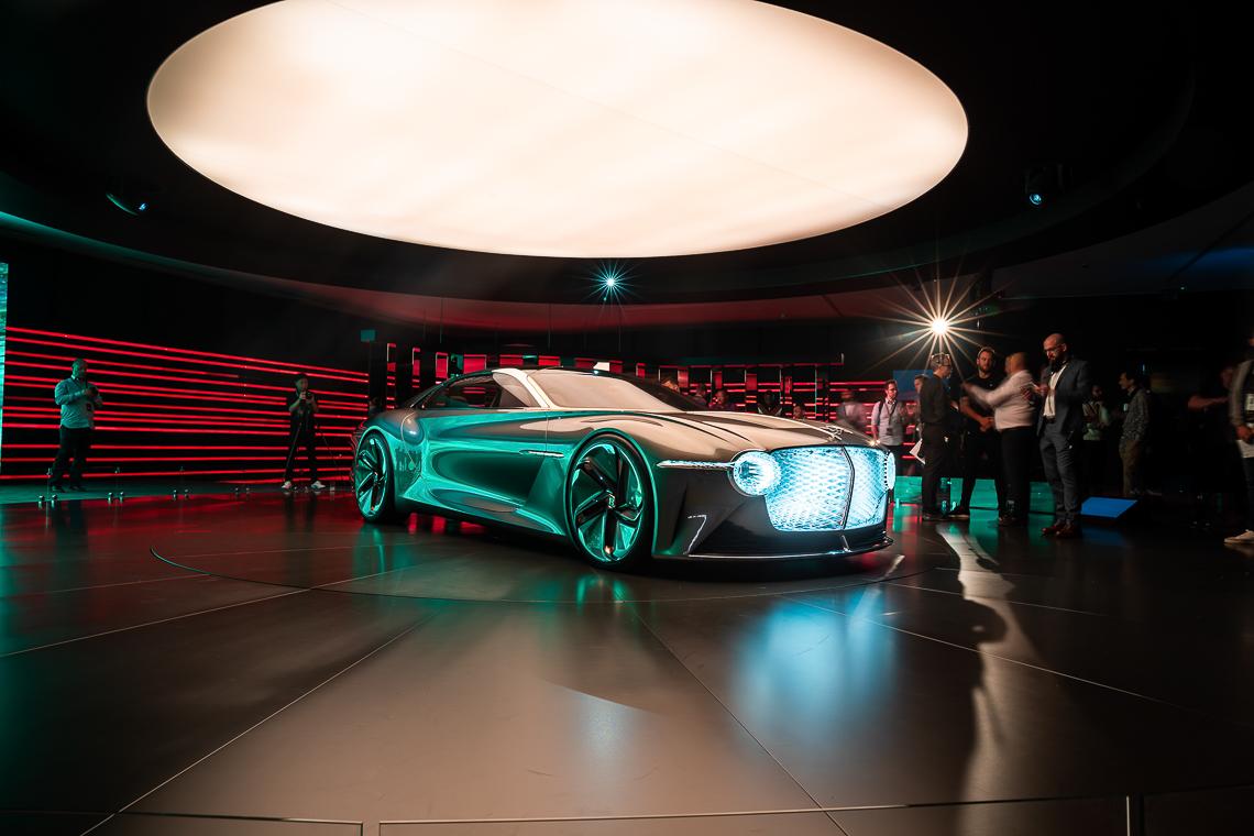 Mẫu xe ý tưởng Bentley EXP 100 GT, xe tự lái tương lai kỷ niệm 100 năm di sản Bentley - 17
