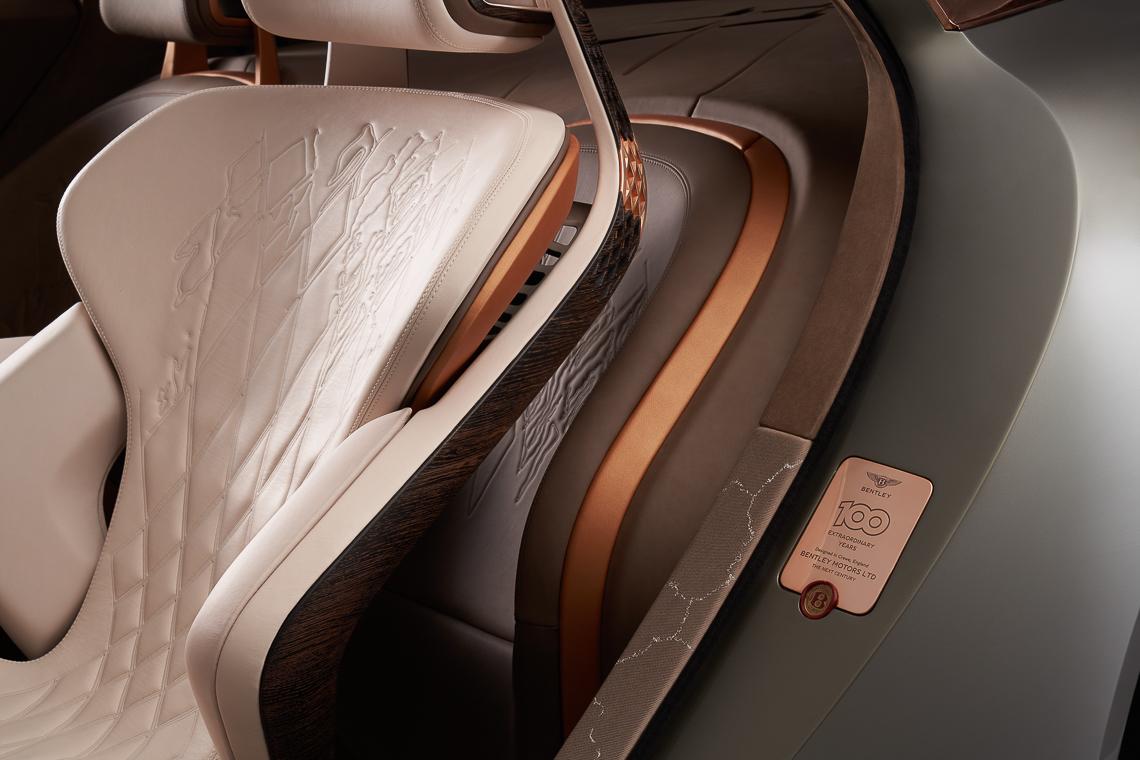 Mẫu xe ý tưởng Bentley EXP 100 GT, xe tự lái tương lai kỷ niệm 100 năm di sản Bentley - 3