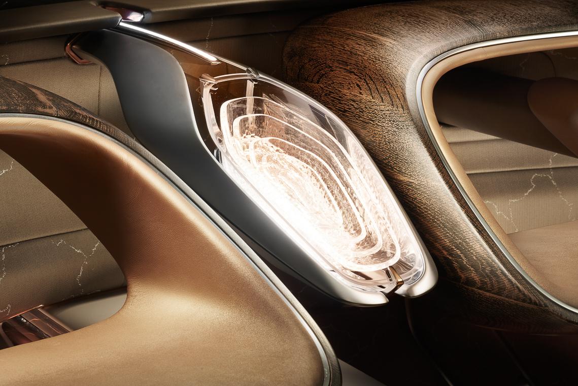 Mẫu xe ý tưởng Bentley EXP 100 GT, xe tự lái tương lai kỷ niệm 100 năm di sản Bentley - 4