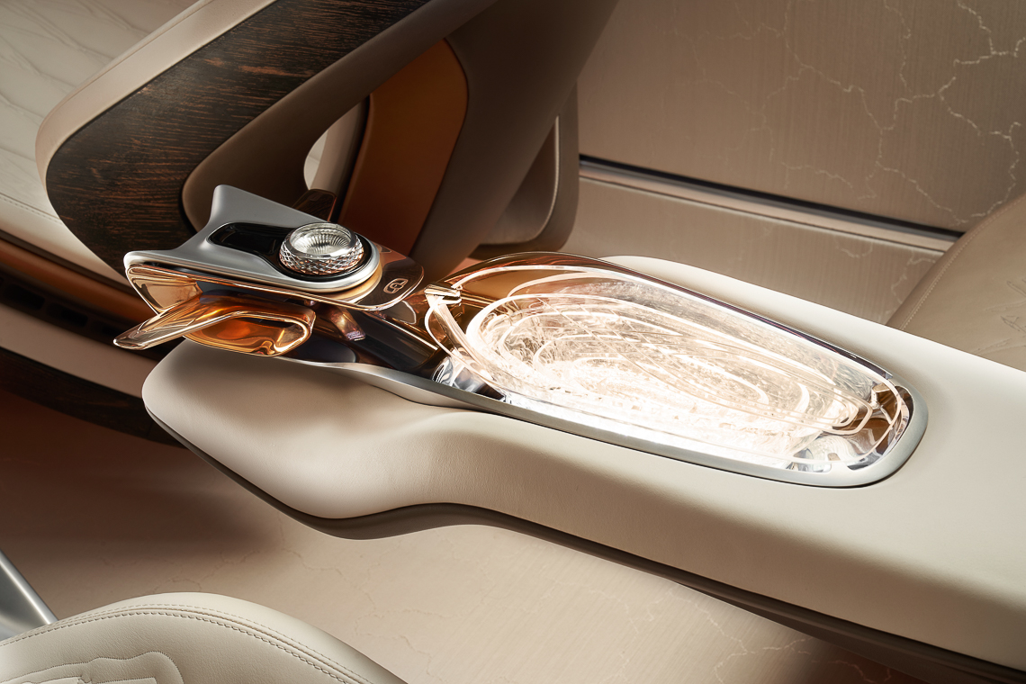 Mẫu xe ý tưởng Bentley EXP 100 GT, xe tự lái tương lai kỷ niệm 100 năm di sản Bentley - 5