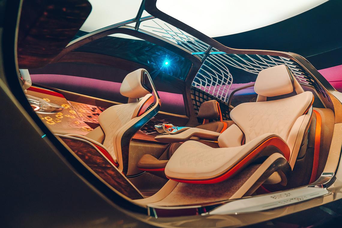 Mẫu xe ý tưởng Bentley EXP 100 GT, xe tự lái tương lai kỷ niệm 100 năm di sản Bentley - 9