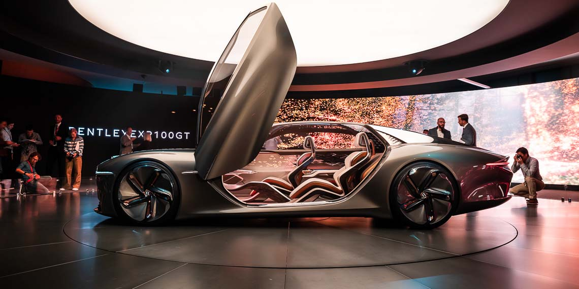 Mẫu xe ý tưởng Bentley EXP 100 GT, xe tự lái tương lai kỷ niệm 100 năm di sản Bentley - 18
