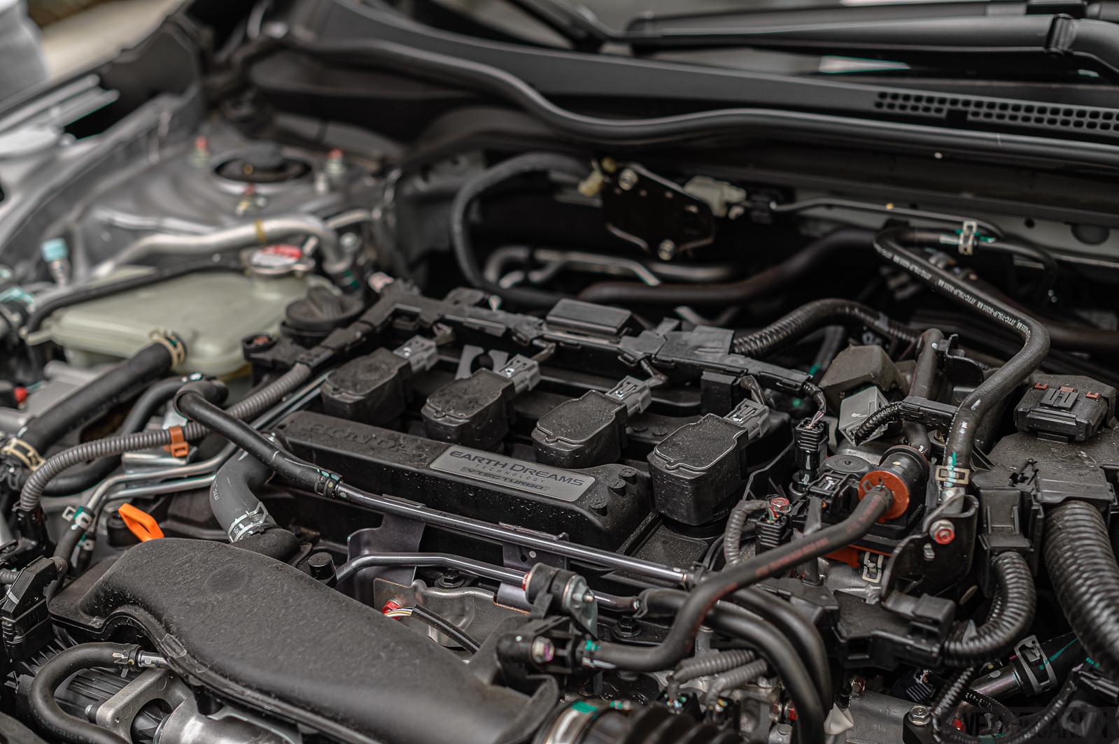Những trải nghiệm mới Honda Civic RS: mạnh mẽ, đam mê và đầy khác biệt - 17