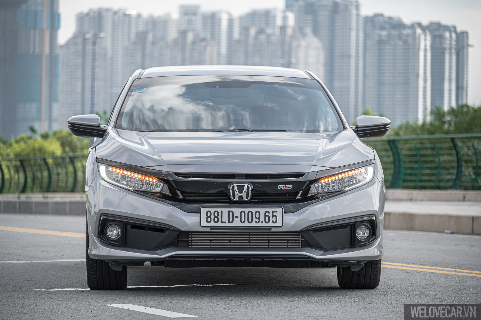 Những trải nghiệm mới Honda Civic RS: mạnh mẽ, đam mê và đầy khác biệt - 19