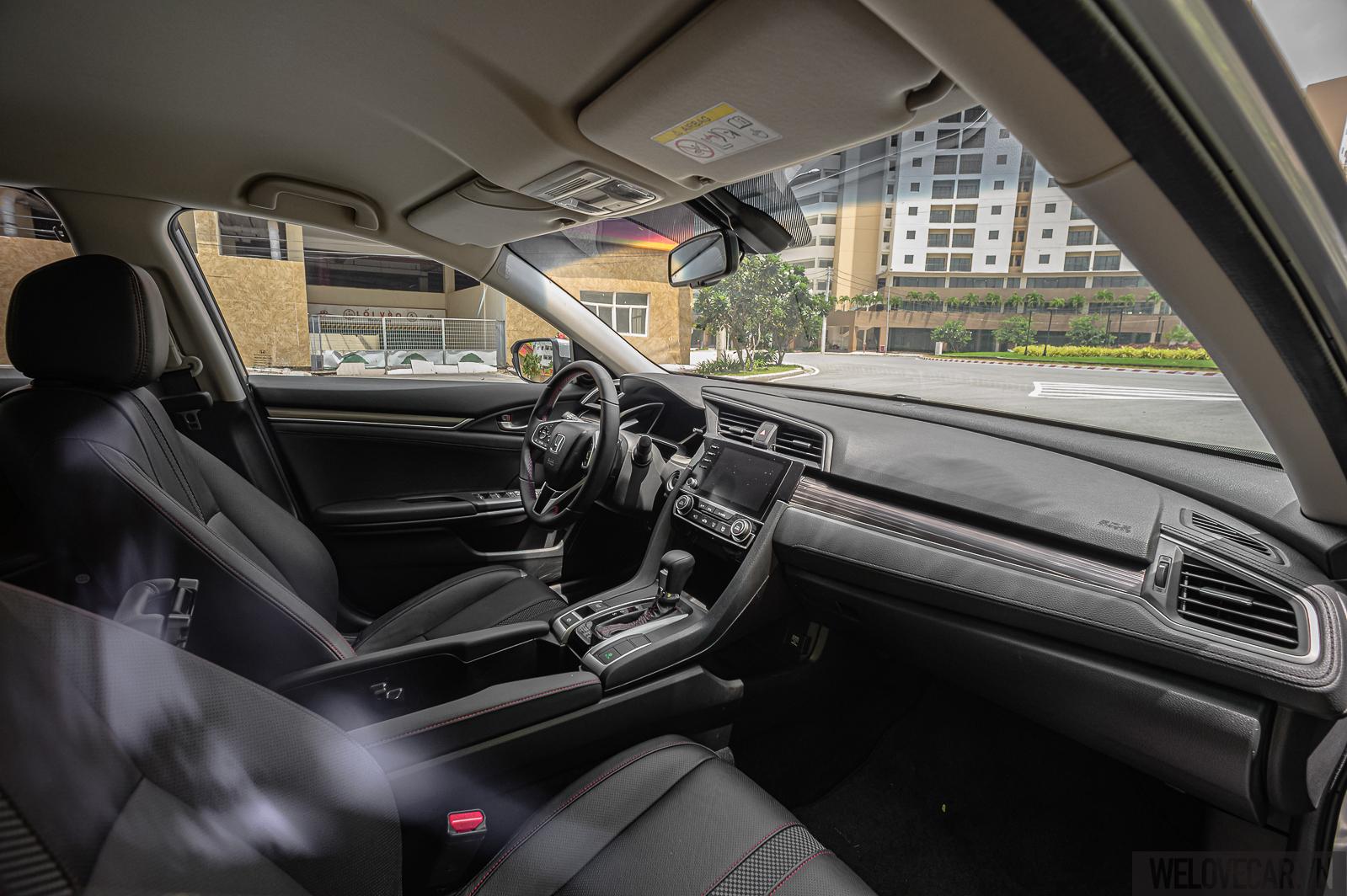 Những trải nghiệm mới Honda Civic RS: mạnh mẽ, đam mê và đầy khác biệt - 6