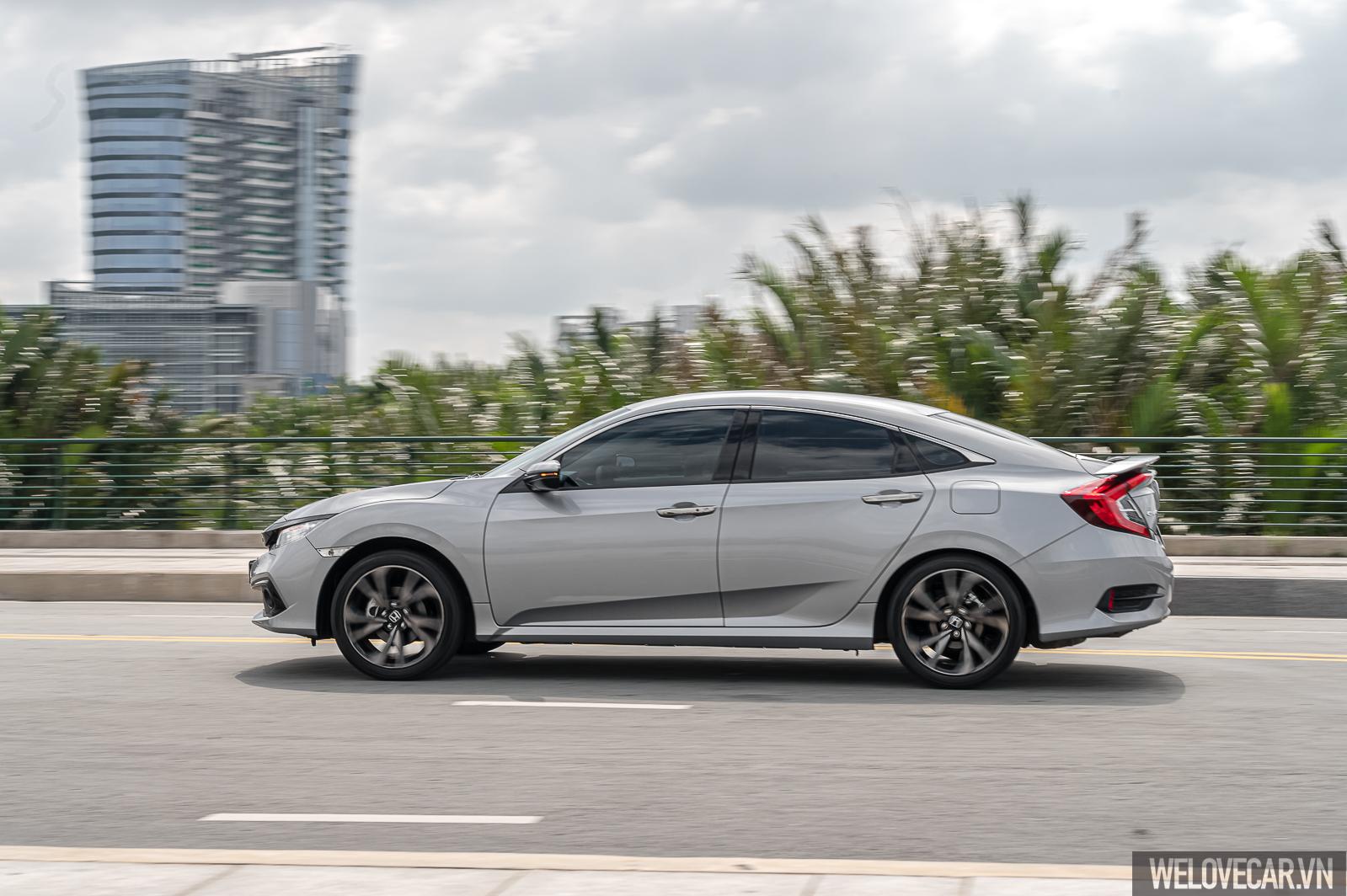Những trải nghiệm mới Honda Civic RS: mạnh mẽ, đam mê và đầy khác biệt - 16