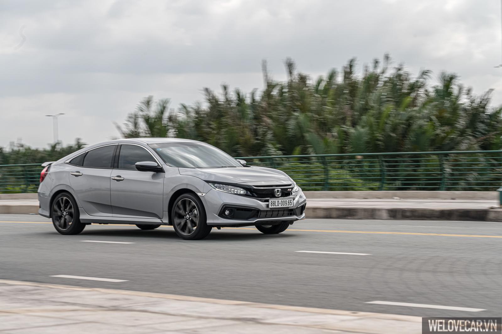 Những trải nghiệm mới Honda Civic RS: mạnh mẽ, đam mê và đầy khác biệt - 7