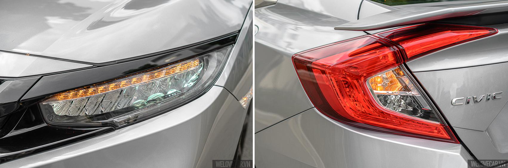 Những trải nghiệm mới Honda Civic RS: mạnh mẽ, đam mê và đầy khác biệt - 24