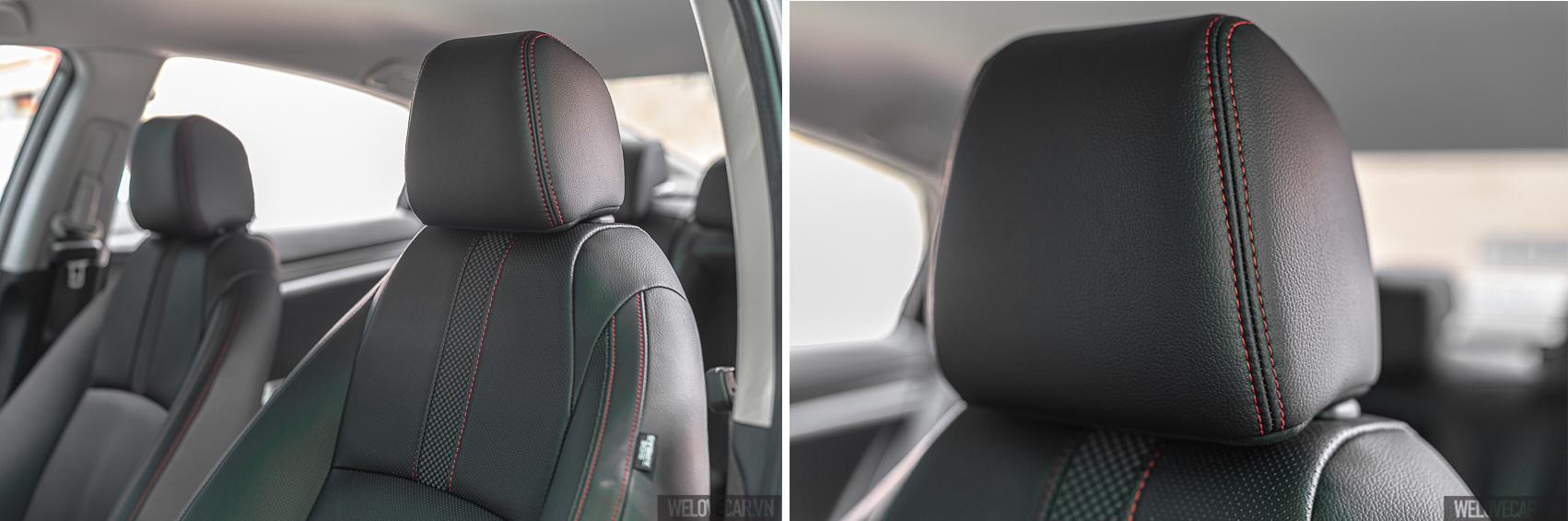 Những trải nghiệm mới Honda Civic RS: mạnh mẽ, đam mê và đầy khác biệt - 22