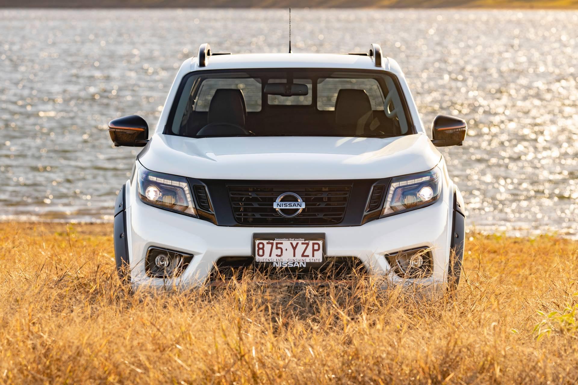 Nissan Navara N-Trek 2020 ra mắt tại Úc trang bị 'full option' - 04