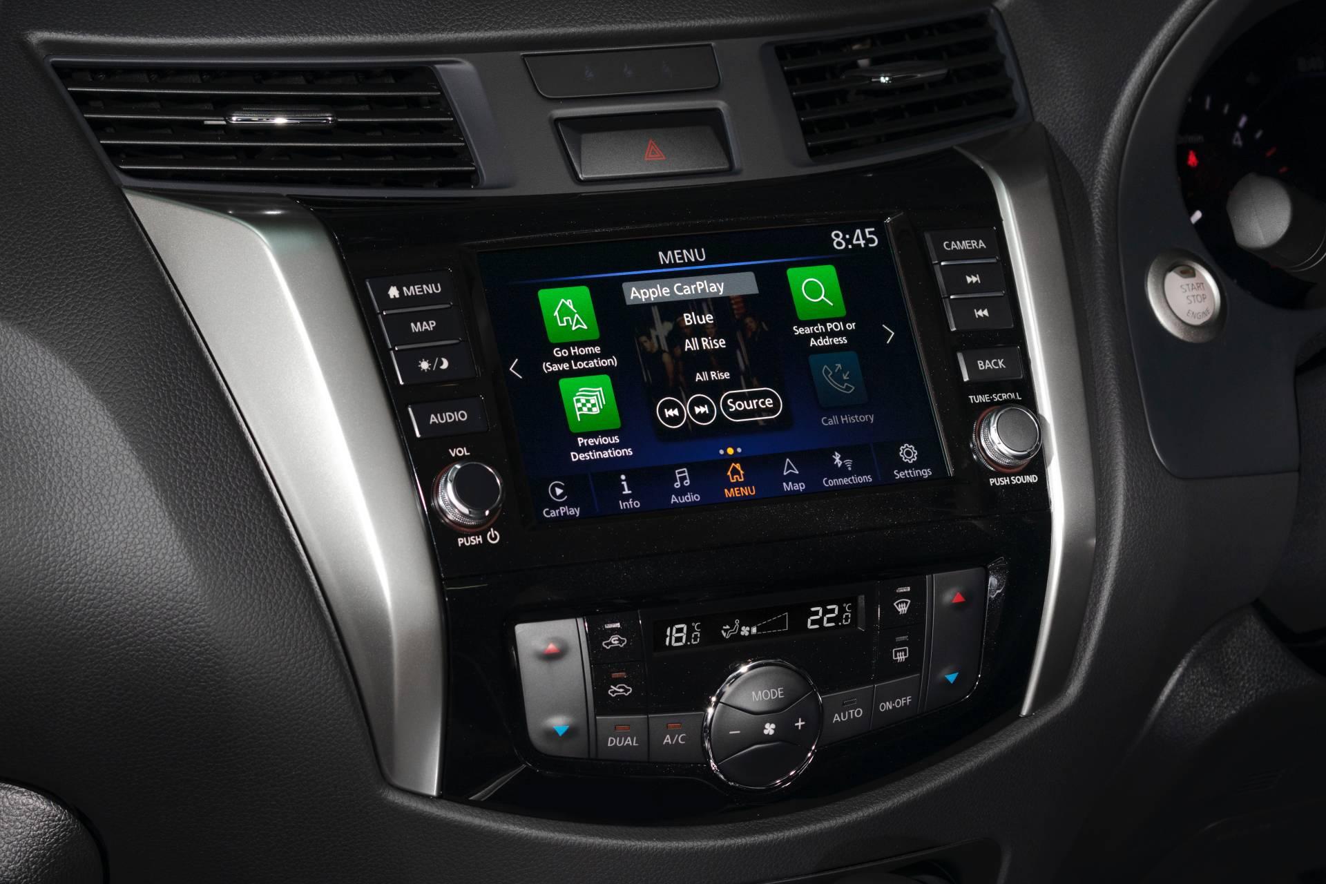 Nissan Navara N-Trek 2020 ra mắt tại Úc trang bị 'full option' -07