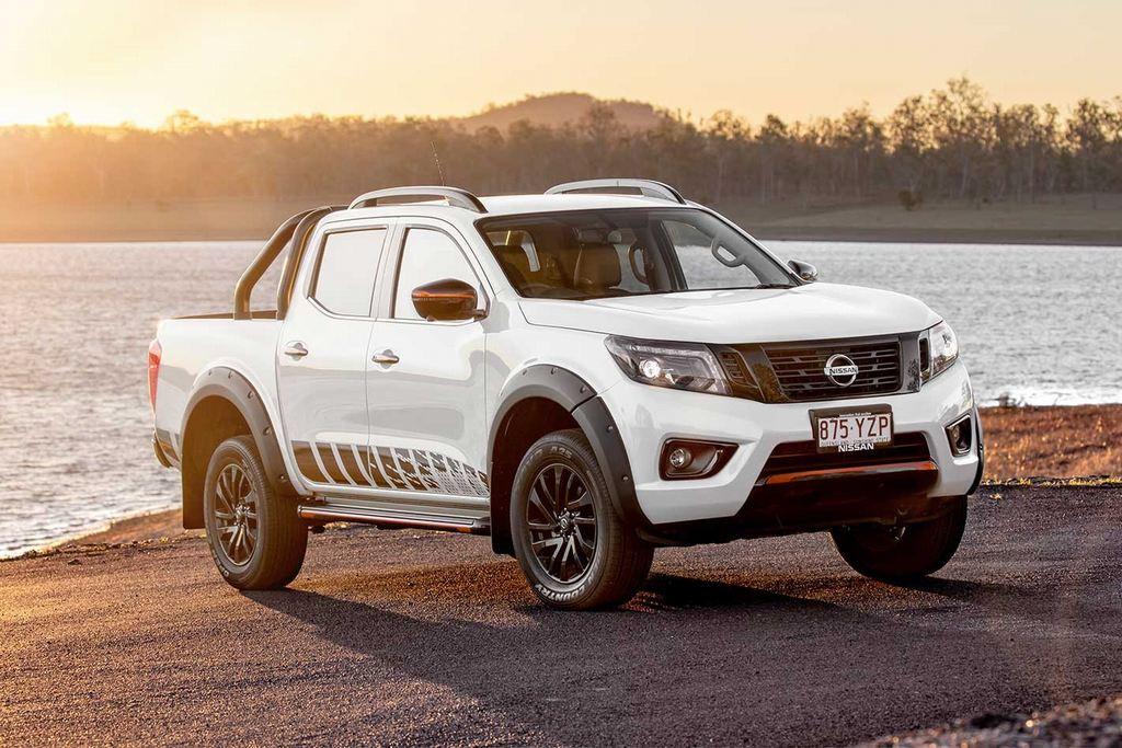 Nissan Navara N-Trek 2020 ra mắt tại Úc trang bị 'full option' - 09