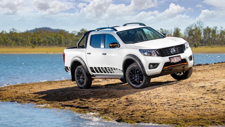 Nissan Navara N-Trek 2020 ra mắt tại Úc trang bị 'full option' - 10