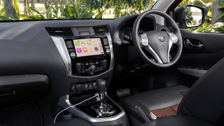 Nissan Navara N-Trek 2020 ra mắt tại Úc trang bị 'full option' - 14