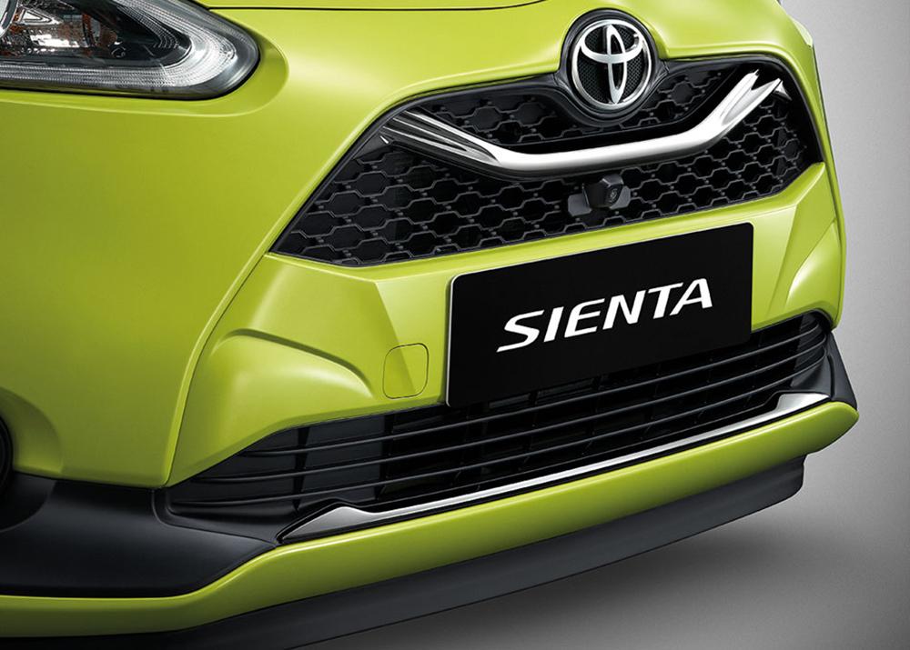 Toyota Sienta phiên bản nâng cấp 2019 - 02