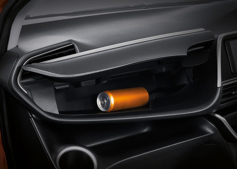 Toyota Sienta phiên bản nâng cấp 2019 - 03