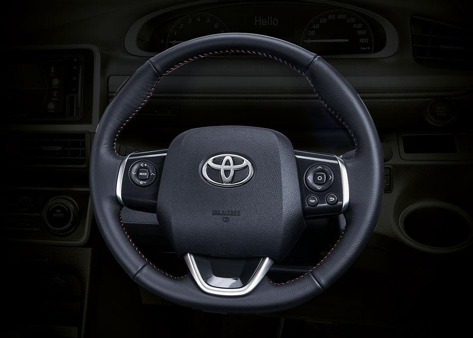 Toyota Sienta phiên bản nâng cấp 2019 - 05