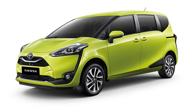 Toyota Sienta phiên bản nâng cấp 2019 - 10