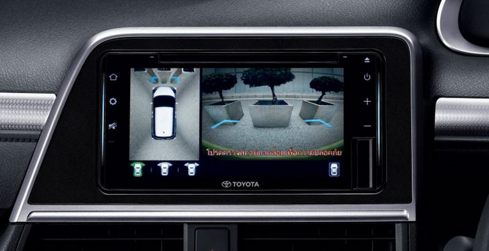 Toyota Sienta phiên bản nâng cấp 2019 - 15