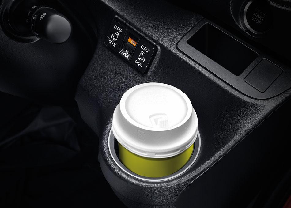 Toyota Sienta phiên bản nâng cấp 2019 - 29