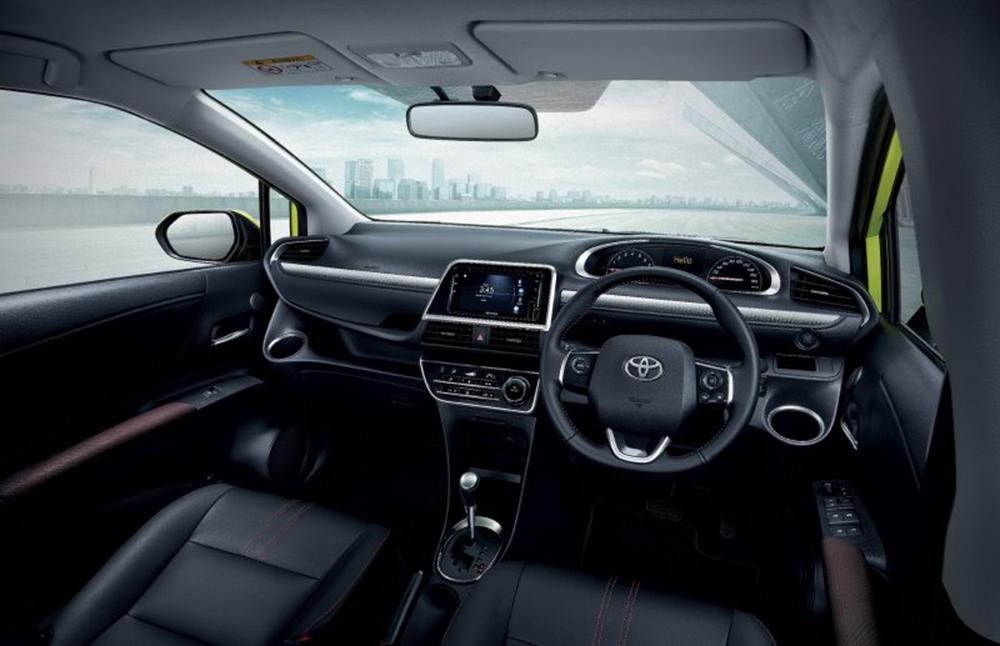 Toyota Sienta phiên bản nâng cấp 2019 - 30