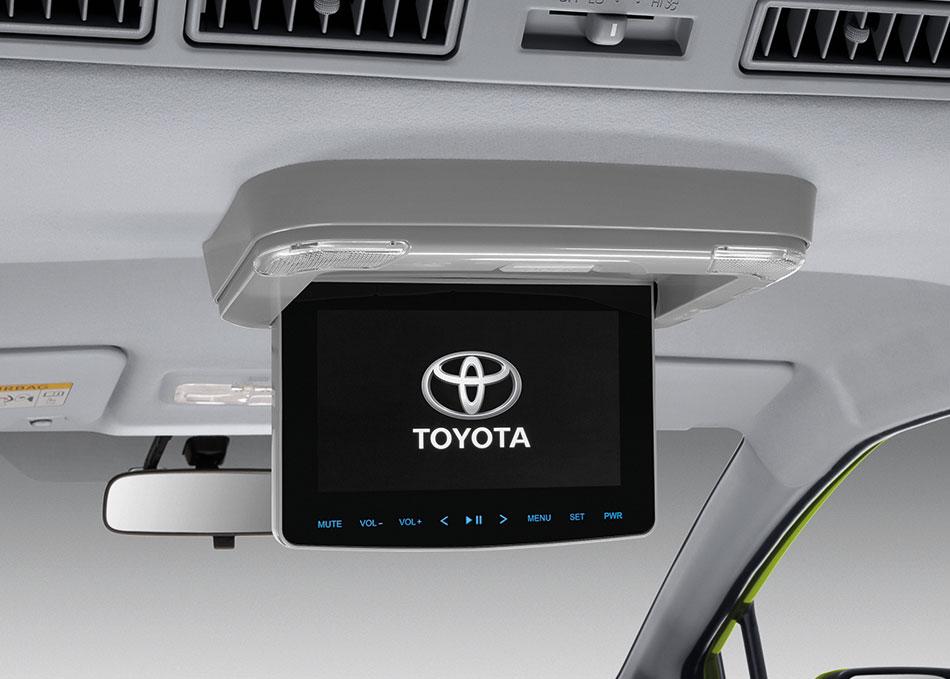 Toyota Sienta phiên bản nâng cấp 2019 - 31