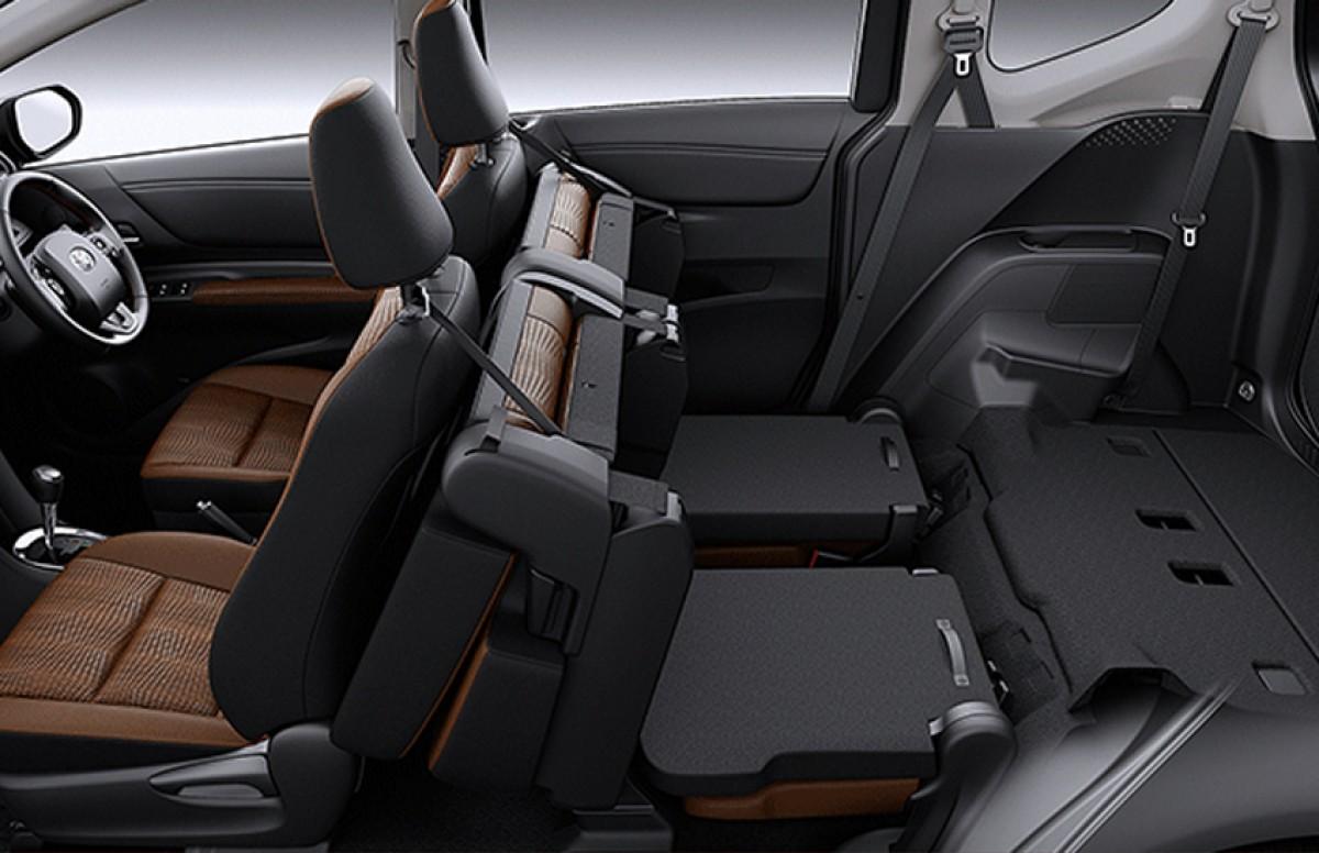 Toyota Sienta phiên bản nâng cấp 2019 - 38
