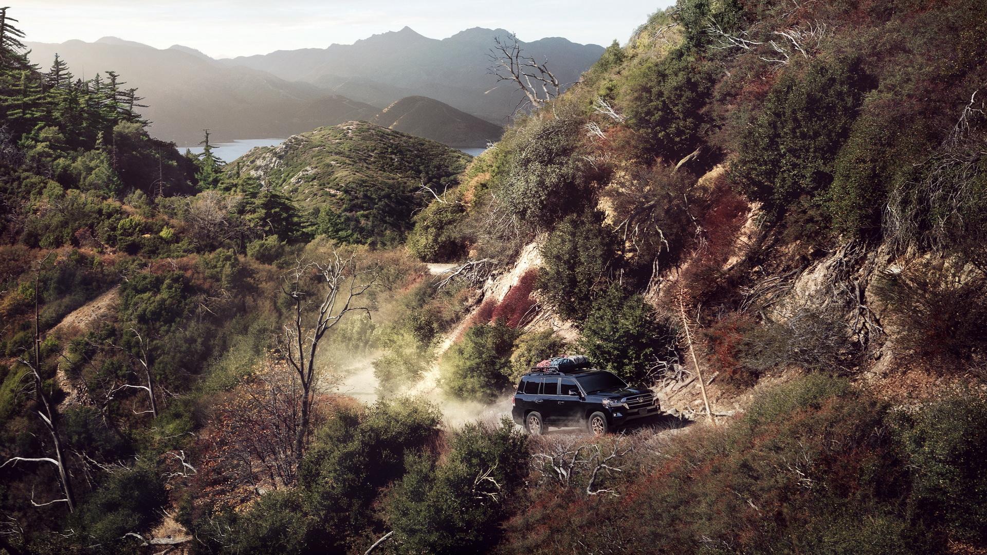 """Toyota Land Cruiser 2020 phiên bản """"di sản"""" kỷ niệm sự khởi đầu vào thị trường Mỹ - 2"""