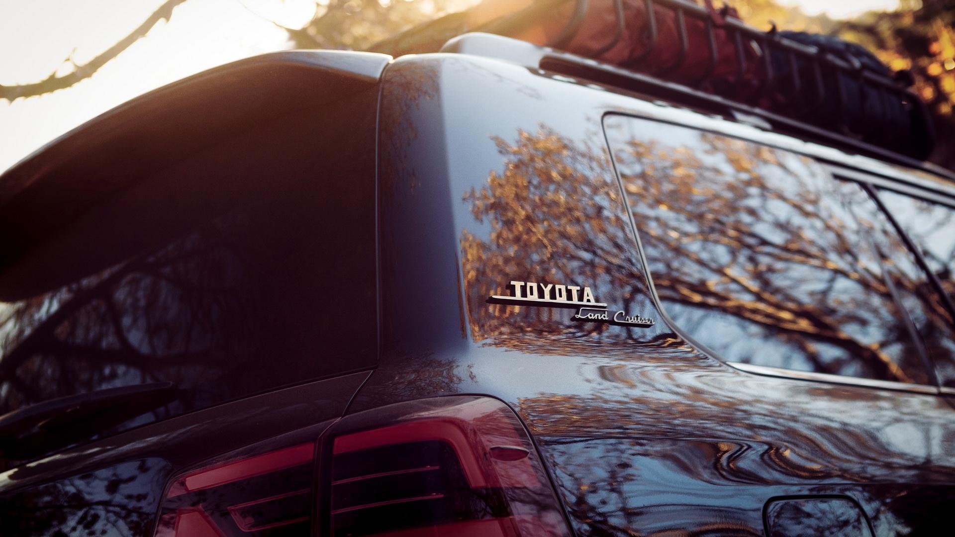 """Toyota Land Cruiser 2020 phiên bản """"di sản"""" kỷ niệm sự khởi đầu vào thị trường Mỹ - 13"""